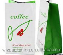 Eco-Friendly Coffee Packaging Bags