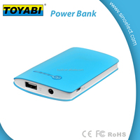 untra thin power bank with minimal weight