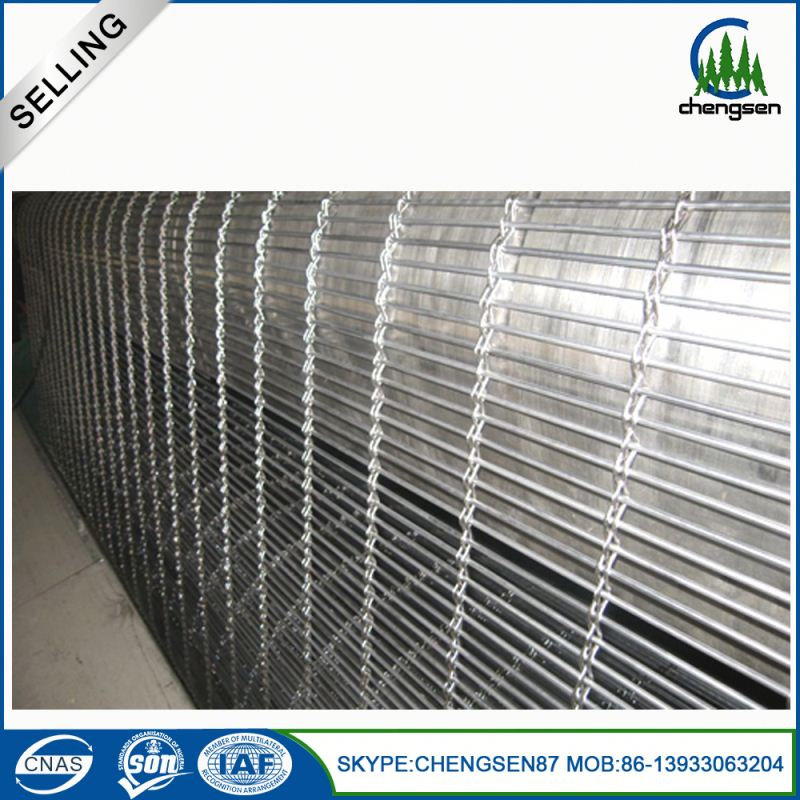 deco decorative metal architectural mesh drapery