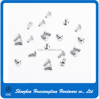 High quality macro 1.5mm small screw fixing screws