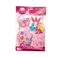Kids Plastic Fashion Cosmetic Makeup Set