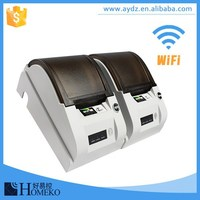 FC168 group-buying websites order printing Wifi portable thermal receipt printer