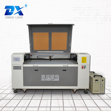 Shandong liaocheng low cost 100w laser cutting machine on sale
