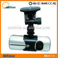 2.7 Inch Dual View Dash Camera with GPS