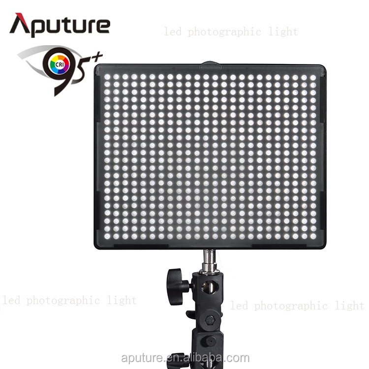 Spot lighting CRI95+ led photographic light Amaran AL-528S