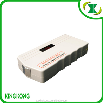 14000mAh for gasoline and diesel cars lithium Car Jump Starter