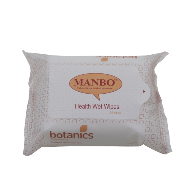 Spunlace Biodegradable Multi-Purpose Hair Cleaning Wipes