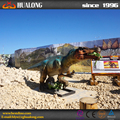 Garden simulation dinosaur fighting games models