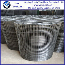 Alibaba China factory honest sell Hot dipped galvanized hardware cloth / galvanized welded wire mesh at low price