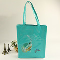 Vinyl Shiny PVC Shopping Tote Bag