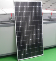 high efficiency cheap price 300w 260w monocrystalline solar panel pv module solar panel with full certificate