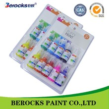 The best selling products puffy acrylic paint/high quality waterproof puffy paint