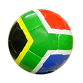 Promotional cheap TPU hand sewed soccer balls in bulk