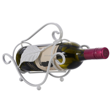 New Trolley Shaped Single bottle Red Wine rack Wine Holder