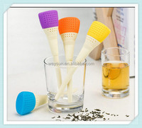 Art Brush Silicone Tea Infuser