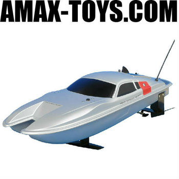 rs-0806021 1:16 rc boat emulational high speed remote control speed boat with double motors