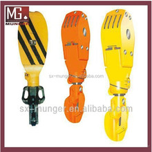 Oilfield equipment Travelling Block HOOK drilling rig spare parts high quality manufacturer