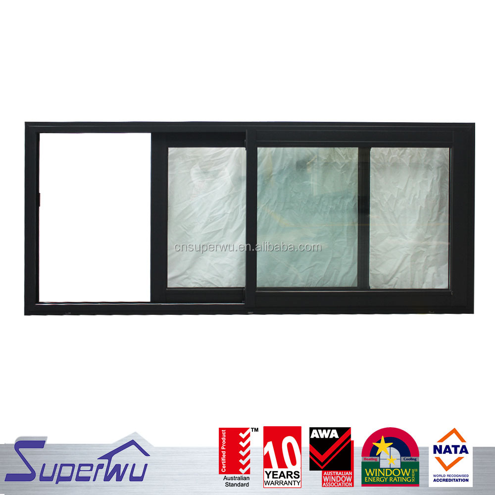 China Alibaba single pane aluminium sale sliding windows