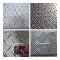 A1050 H14 Aluminum checker Plate weight manufacturer