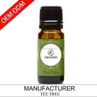 OEM/ODM tea tree essential oil, 100% pure and natural 10ML suppy private label