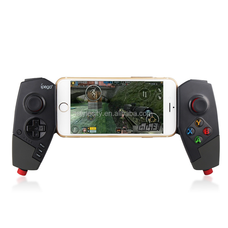 Wholesale Brand New PG-9055 Wireless Controller Video Game For IOS/Android