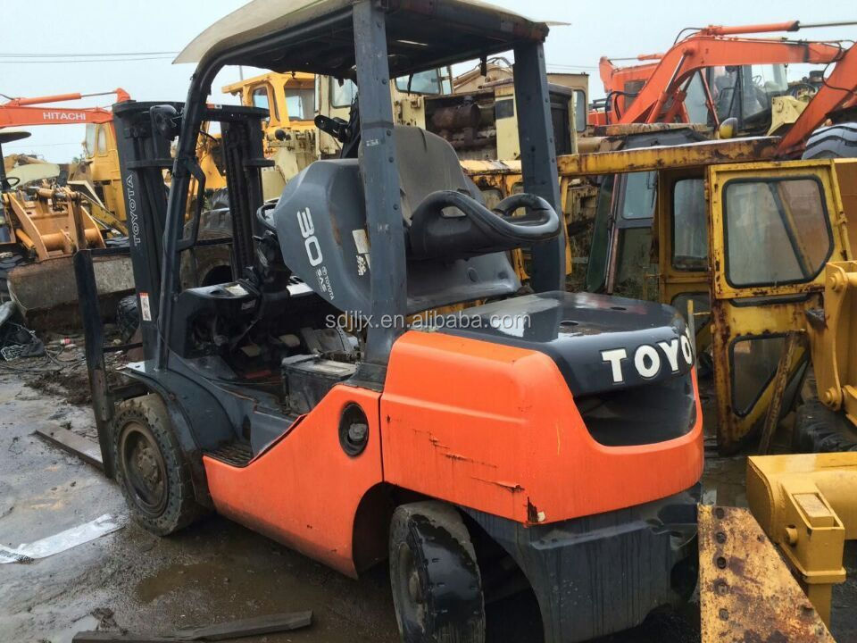 used 8FD toyota 3 ton forklift