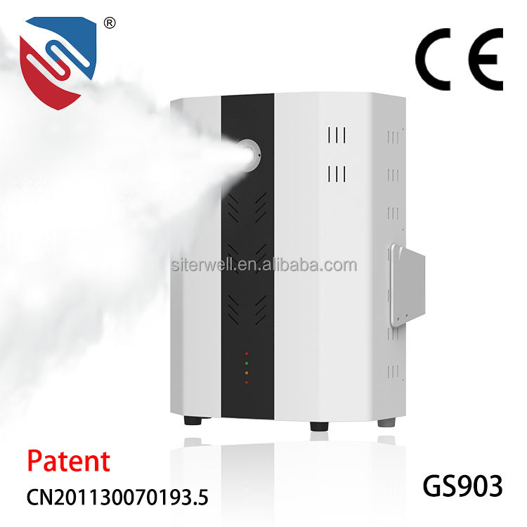 Home Security Alarm System Burglar Fog Machine with PIR Door Sensor GSM Optional