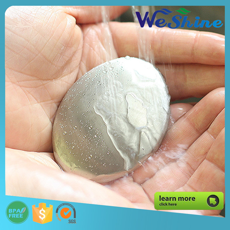 yiwu stock triangle shaped stainless steel soap metal soap