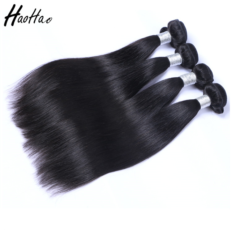 Best Sales Natural Color Silky Straight Wave Raw Virgin Hair Newness Hair Factory