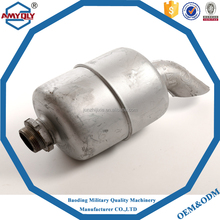 Chang chai S1125 diesel engine exhaust muffer