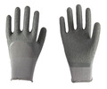 13 g brown nylon liner and spandex flexible black Nitrile gloves /top dexterity and preformance gloves
