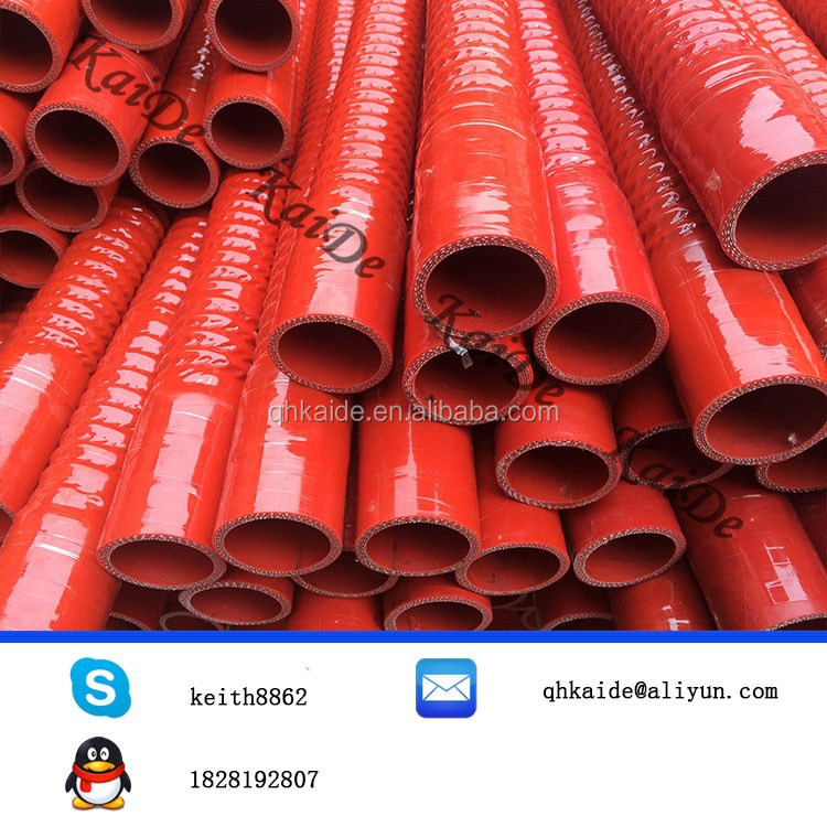 2015 hot sell high temperature resist truck auto steel wire reinforced silicone <strong>hose</strong>
