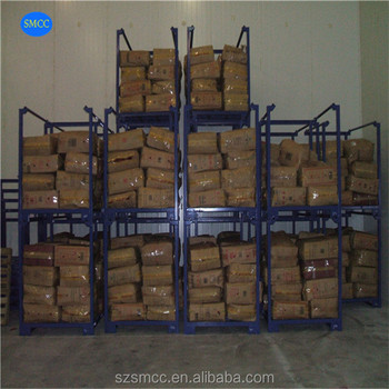Customized Storage Cage Metal Pallet Box Cage
