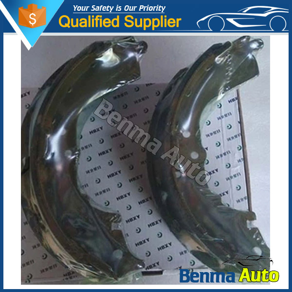 Brake shoes for Hiace bus 04495-26080