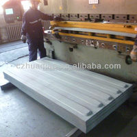 ISO high quality container roof panel manufacture