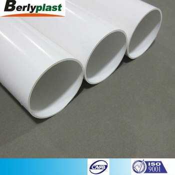 2015 New High Quality large diameter pvc Pipe manufacturer Prices