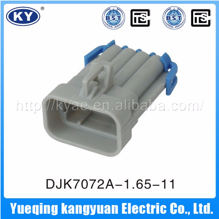 Hot Sale 7 Pin Female Wiring Electrical Connector