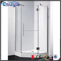 Factory supplier security shower enclosure alcove shower room with low price