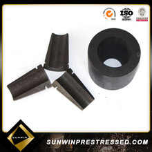 Prestressed Cable Anchor Anchorage Grip Wedge Without Ring