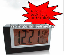 Free desktop automatic calendar clock for elderly