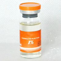 GMP Veterinary antibiotics 1% Injection 70288-86-7 Ivermectin