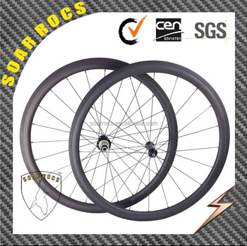 ultral lightweight wheel 38mm cyclpcross wheels U shape 25mm width 38mm clincher wheels
