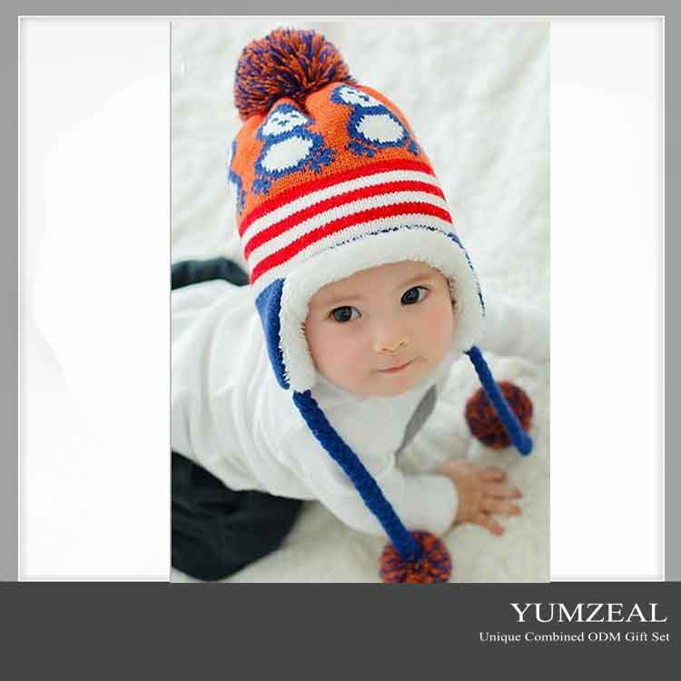 Latest fashion knitted hat colorful baby knitted hat beanie cap kids hat
