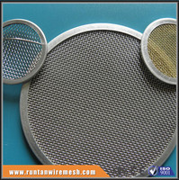 Trade assurance 50 micron stainless steel filters, stainless steel screen mesh food grade
