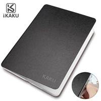 KAKU original smart case standing simple pu leather tablet cover 9.7inch cases for ipad pro 9.7 with auto wake up/sleep function