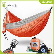 Easy to use high quality head nylon hammock