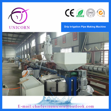 High Cost Performance plastic inline drip irrigation pipe making machine