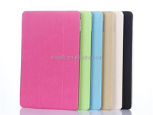 Slim Magnetic Smart Leather Cover case for ipad air 2
