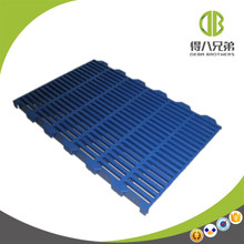 Used Poultry Farm Pig Equipment Popular Plastic Slat Floor