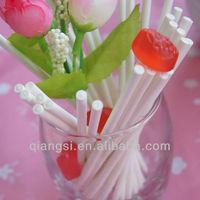 China wholesale market and store paper lollipop sticks